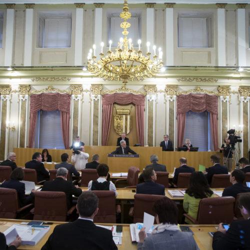 Landtagsitzungssaal